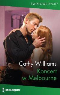 Koncert w Melbourne - Cathy Williams - ebook