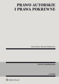 Prawo autorskie i prawa pokrewne. Przepisy z wprowadzeniem - Janusz Barta - ebook