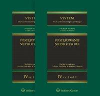 System Prawa Procesowego Cywilnego. Tom IV. Postępowanie nieprocesowe. Część 1 - Tadeusz Ereciński - ebook