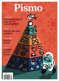 Pismo. Magazyn Opinii 09/2021 - Opracowanie zbiorowe - audiobook