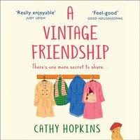 Vintage Friendship - Cathy Hopkins - audiobook