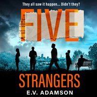 Five Strangers - E.V. Adamson - audiobook