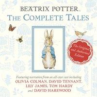 Beatrix Potter The Complete Tales - Beatrix Potter - audiobook