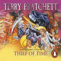 Thief Of Time - Terry Pratchett - audiobook