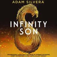 Infinity Son - Adam Silvera - audiobook