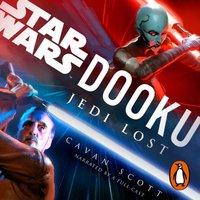 Dooku: Jedi Lost (Star Wars) - Cavan Scott - audiobook