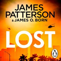 Lost - James Patterson - audiobook