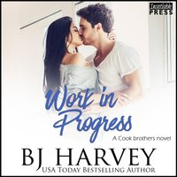 Work in Progress - BJ Harvey - audiobook