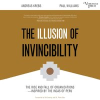 Illusion of Invincibility - Andreas Krebs - audiobook