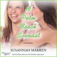 Palm Beach Scandal - Susannah Marren - audiobook