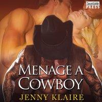 Menage a Cowboy - Jenny Klaire - audiobook