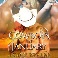 Cowboys in January - Jenny Klaire - audiobook