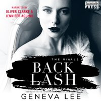 Backlash - Geneva Lee - audiobook