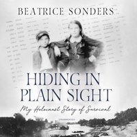 Hiding in Plain Sight - Beatrice Sonders - audiobook