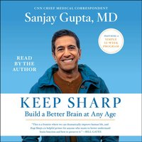 Keep Sharp - Sanjay Gupta - audiobook