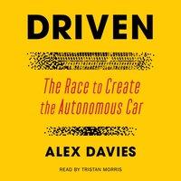 Driven - Alex Davies - audiobook