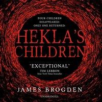 Hekla's Children - James Brogden - audiobook