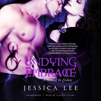 Undying Embrace - Jessica Lee - audiobook