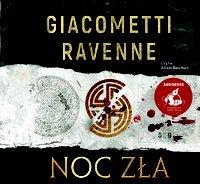 Noc zła - Éric Giacometti - audiobook