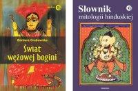 Odcienie hinduizmu: Słownik mitologii hinduskiej. Świat wężowej Bogini - Barbara Grabowska - ebook