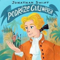 Podróże Guliwera - Jonathan Swift - audiobook