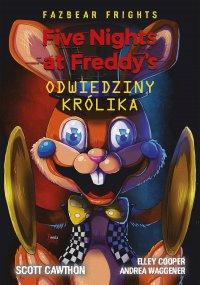 Five Nights At Freddy's Odwiedziny królika - Scott Cawthon - ebook