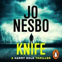 Knife - Jo Nesbo - audiobook