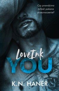 LoveInk You - K.N.Haner - ebook