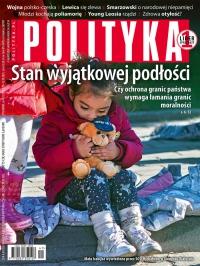 Polityka nr 41/2021 - Opracowanie zbiorowe - eprasa
