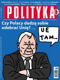 Polityka nr 42/2021 - Opracowanie zbiorowe - eprasa