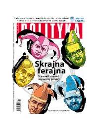 Polityka nr 43/2021 - Opracowanie zbiorowe - audiobook