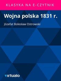 Wojna polska 1831 r.