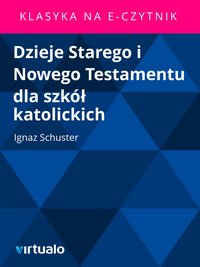 Dzieje Starego i Nowego Testamentu dla szkół katolickich