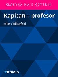 Kapitan – profesor