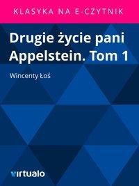 Drugie życie pani Appelstein. Tom 1