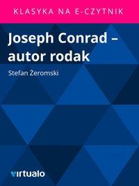 Joseph Conrad – autor rodak