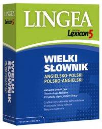 Lingea Lexicon 5 Wielki słownik angielsko-polski i polsko-angielski