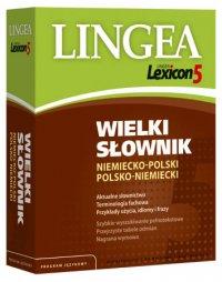 Lingea Lexicon 5 Wielki słownik niemiecko-polski i polsko-niemiecki