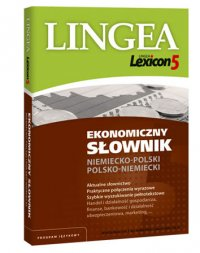 Lingea Lexicon 5 Ekonomiczny słownik niemiecko-polski i polsko-niemiecki