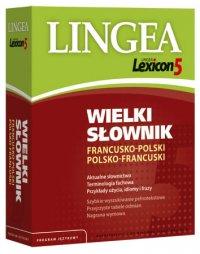 Lingea Lexicon 5 Wielki słownik francusko-polski i polsko-francuski