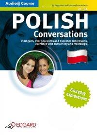 Polski Konwersacje Polish Conversations - Opracowanie zbiorowe - audiobook