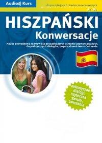 Hiszpański Konwersacje - Opracowanie zbiorowe - audiobook
