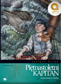 Piętnastoletni kapitan - Juliusz Verne - audiobook