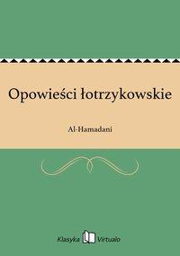 Opowieści łotrzykowskie - Al-Hamadani - ebook