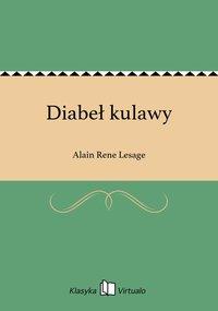 Diabeł kulawy - Alain Rene Lesage - ebook