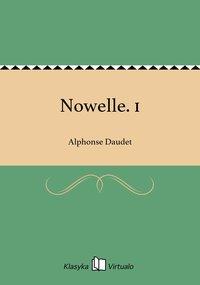Nowelle. 1