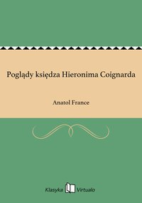 Poglądy księdza Hieronima Coignarda