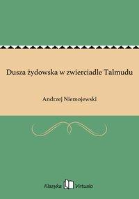 Dusza żydowska w zwierciadle Talmudu
