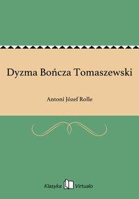 Dyzma Bończa Tomaszewski