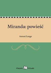 Miranda: powieść